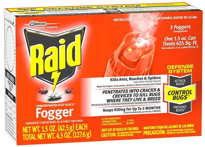 Fogger by Raid