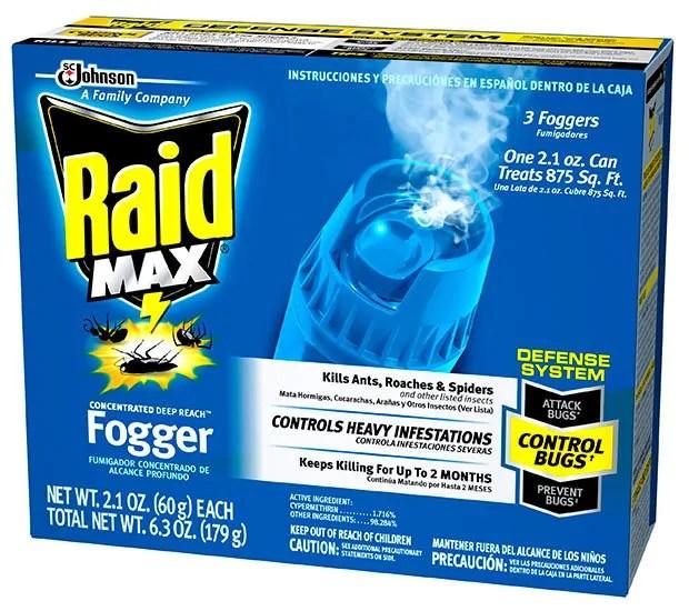 Max Fogger by Raid