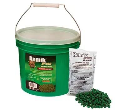 Ramik green pail