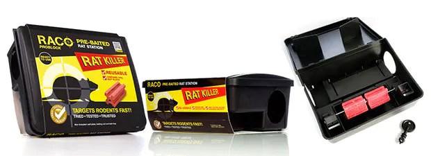 Rat Killer Bait Station