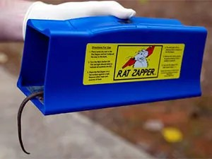 Rat Zapper Trap