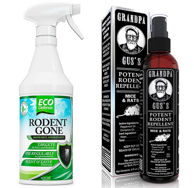Eco Defence and Grandpa Gus's Repellent
