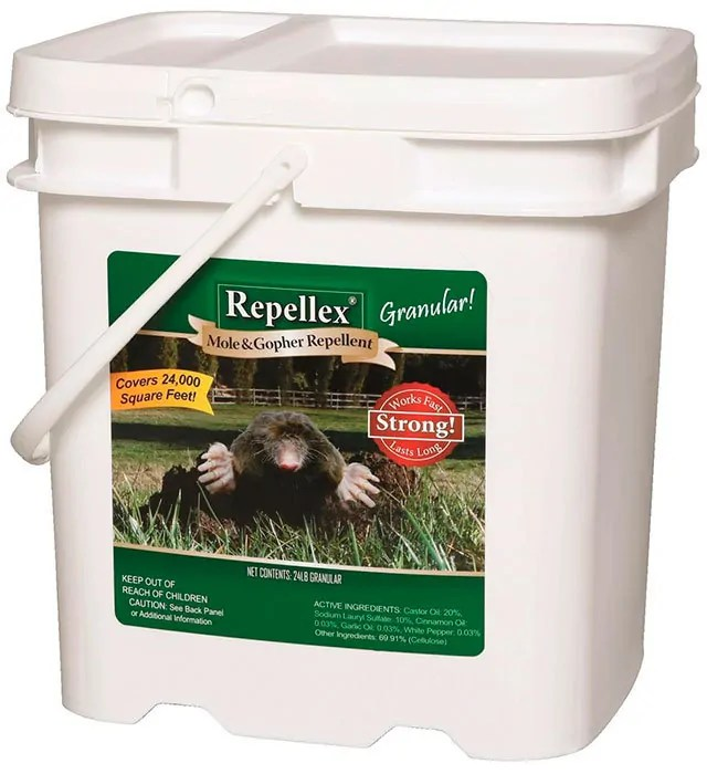 Mole & Gopher Repellent by Repellex