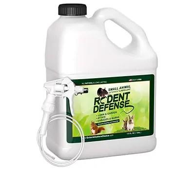 Rodent Defense Spray