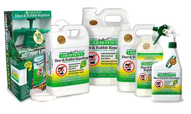 Liquid Fence Deer and Rabbit Repellent RTU 32 Oz Spray
