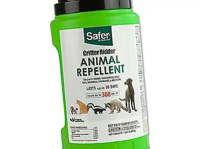 Critter Ridder Granules by Safer