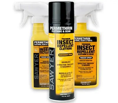 Permethrin Repellent by Sawyer Products