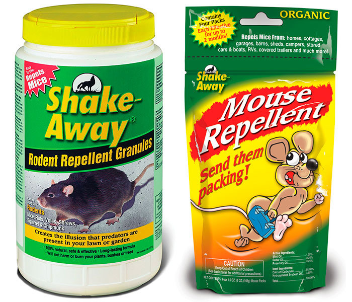 Mice Repellents by Shake-Away