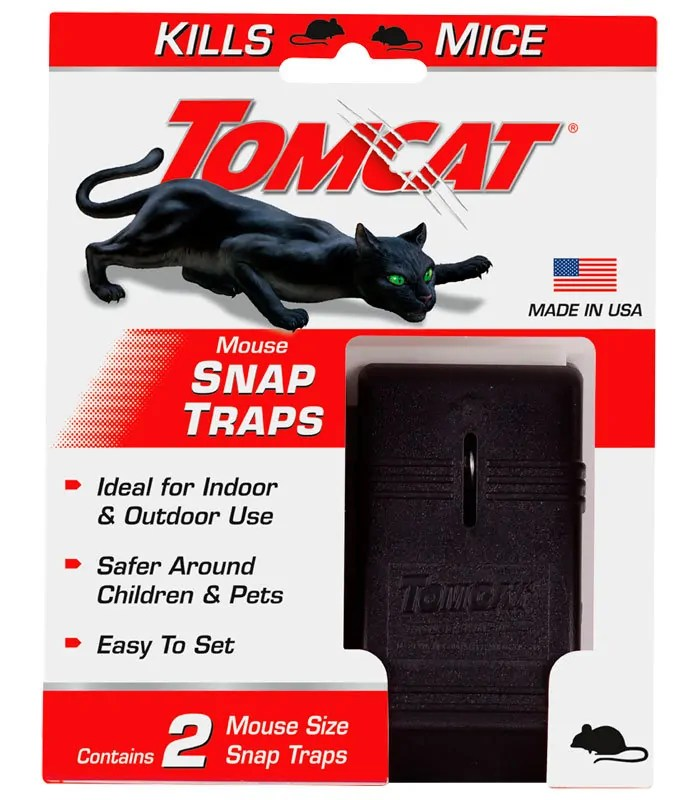 Mouse Snap Trap by Tomcat