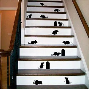 Stairs and Mice