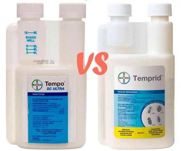 Tempo Sc Ultra vs Temprid