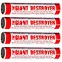 The Giant Destroyer preview