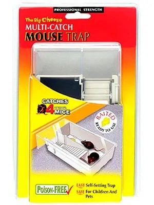 Multi-Catch Mouse Trap by TheBigCheese
