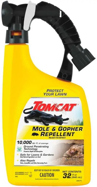 Tomcat Repellent