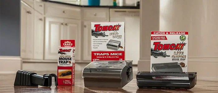 Tomcat Live-Trap Products