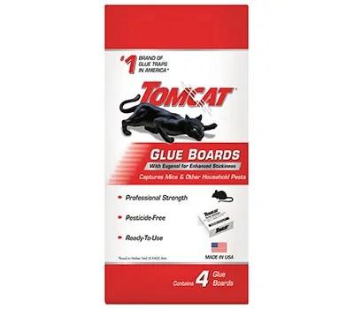 Tomcat glue boards