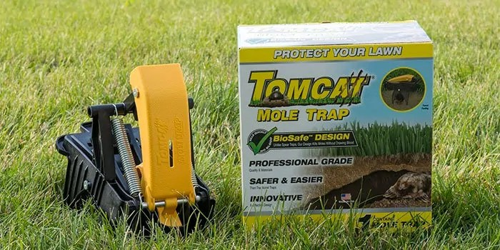 Mole Trap by Tomcat