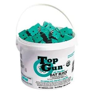Top Gun bait blocks