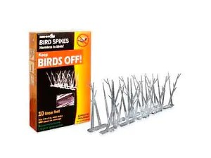 Ultra-flex premium pigeon spikes