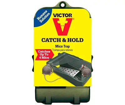 Victor Catch and Hold Mouse Trap
