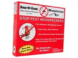 Bord-B-Gone Woodpecker Kit
