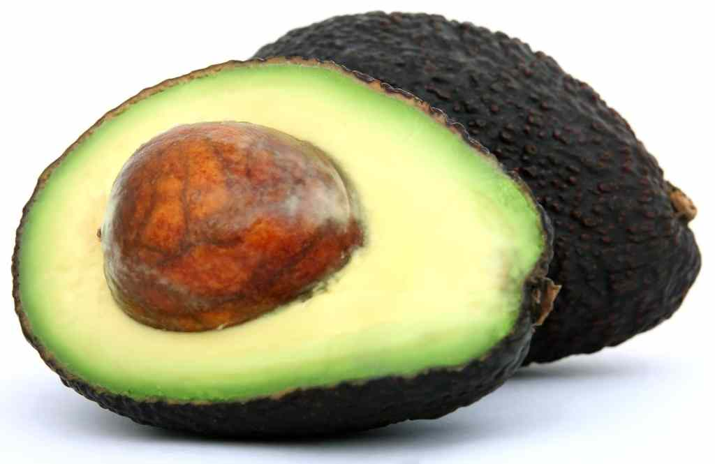 Avocados are good for you in lots of ways including for skin