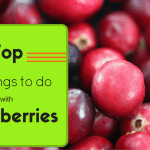 Top 17 Things to Do with Cranberries