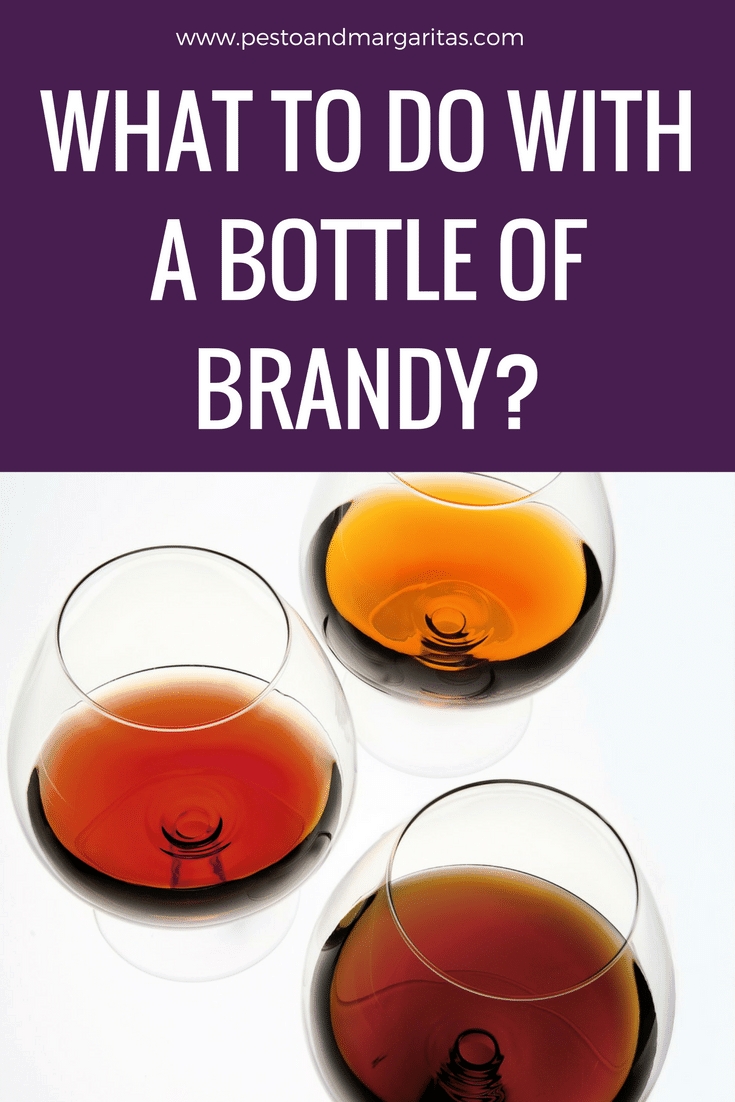 Brandy is a popular drink often enjoyed on its own in a special glass.  But is there more you can do with a bottle of brandy?  Here are some ideas including brandy cocktails, eggnog and even brandy sauce
