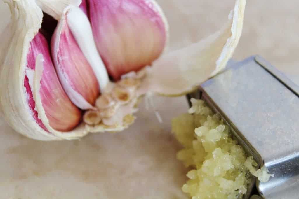 things to do with garlic