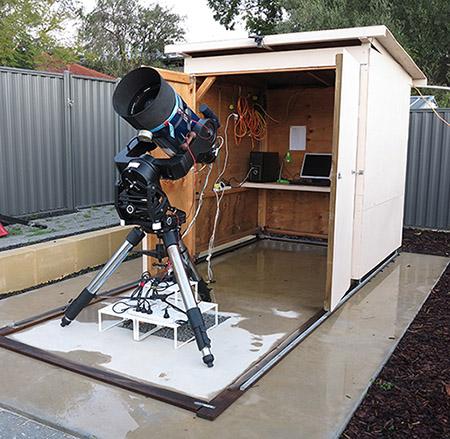 Bon The PEST Observatory: Image Credit: TG Tan