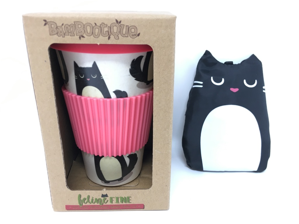 Cat For Hamper Lover's Travel Pet Presents Lady Mug With Gift ZTOkuPiwX
