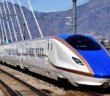 北陸新幹線のE7系