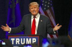 トランプ次期米国大統領