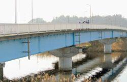 千葉県柏市手賀川にかかる橋