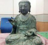 長崎県対馬市の観音寺から盗まれた仏像