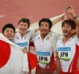 北京五輪 400mリレー