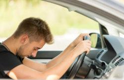高速道路催眠現象