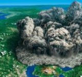 海底火山 噴火
