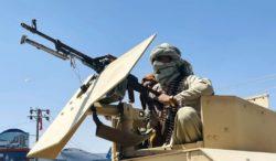 タリバン 米国製武器