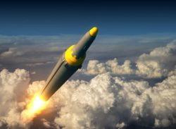 北朝鮮 新型ミサイル