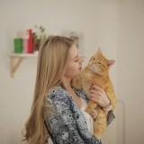 猫が抱っこしても嫌がるのはなぜ?抱っこされている時の猫の心理