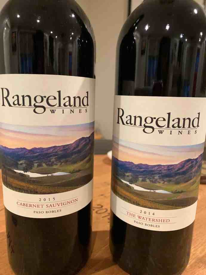 wine, Rangeland Winery, Paso Robles