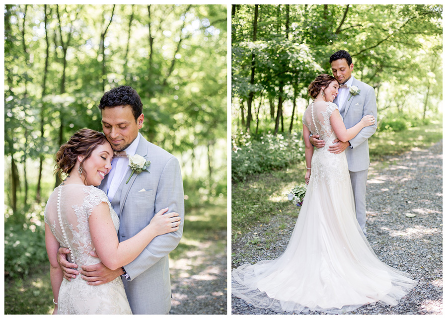 couple takes rustic portraits at amico island park