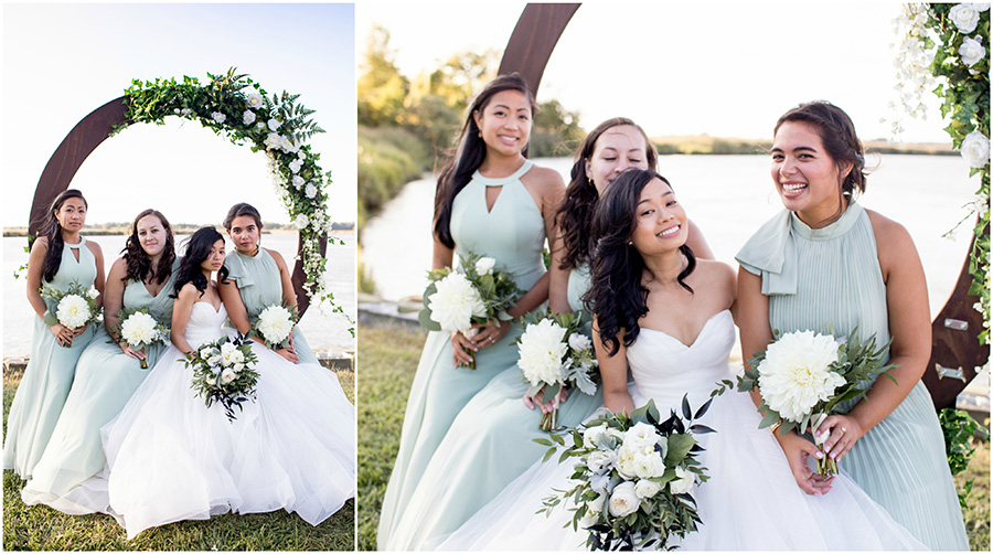 south jersey wedding at eagle manor