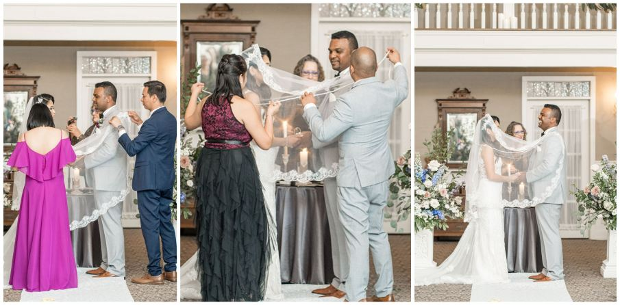 4 symbols wedding ceremony
