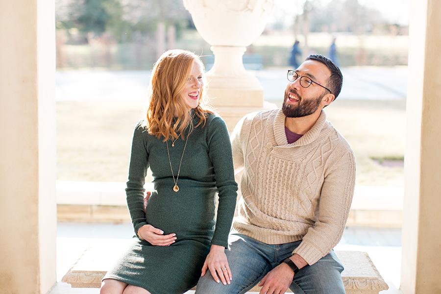 philadelphia photography maternity session