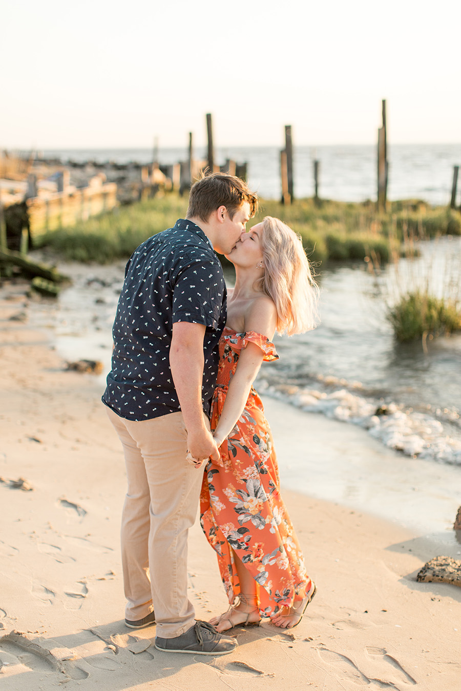 fortescue engagement session