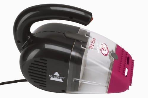 Bissell Pet Hair Eraser Handheld Vacuum, Corded, Best vacuum cleaner for pets