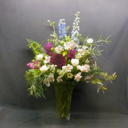 picture of large floral tribute