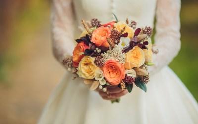 'Fall' in love… Autumn wedding inspiration